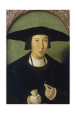 Portrait of a Young Man Giclee Print by Jan Mostaert