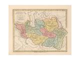Imperium Parthicum (Parthian Empir) Giclee Print by Robert Wilkinson