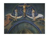 Tree of Life Giclee Print by Edward Coley Burne-Jones