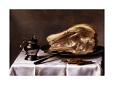 Natures mortes Impression giclée par Pieter Claesz