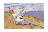 Capture the Moment Giclee Print by Joaquín Sorolla y Bastida