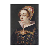 Anne Boleyn Giclee Print by Henry Pierce Bone