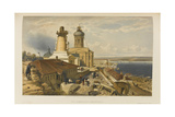 The Admiralty, Sevastopol Giclee Print by William Simpson