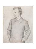Fridtjof Nansen (1861-193) Giclee Print by Erik Theodor Werenskiold