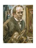 Self-Portrait Giclee Print by Lovis Corinth