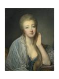 Jeanne Bécu, Comtesse Du Barry (1743-179) Giclee Print by Jean-Baptiste Greuze