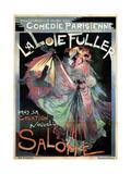 Loïe Fuller as Salomé, 1895 Giclee Print