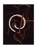 Linear Structure, 1922 Giclee Print by Ivan Vassilyevich Klyun