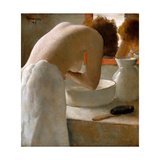 Woman Washing Giclee Print by Armand Rassenfosse