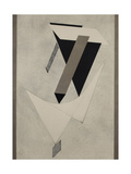 Proun Giclee Print by El Lissitzky