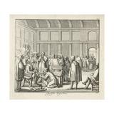 Jewish Circumcision Giclee Print by Jan Luyken