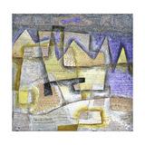 Rocky Coast Giclee Print by Paul Klee