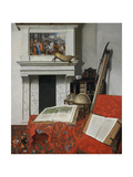 Still-Life with Rarities Giclee Print by Jan Van Der Heyden