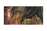Judith and Holofernes Giclee Print by Jacopo Tintoretto