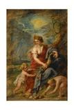 Abundance (Abundanti) Giclee Print by Peter Paul Rubens