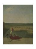 Harvest Time, Summer Giclee Print by Alexei Gavrilovich Venetsianov
