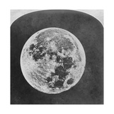 Full Moon, Late 19th or Early 20th Century Giclee Print