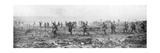 Canadian Troops in No Man's Land, Vimy, France, First World War, 9 April 1917 Giclee Print