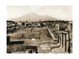Foro Civile, Pompeii, Italy, C1900s Giclee Print