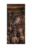 Capture of Cascina, 1563-1565 Giclée-Druck von Giorgio Vasari