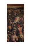Capture of Cascina, 1563-1565 Giclee Print by Giorgio Vasari