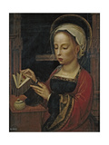 Mary Magdalene Reading Giclee Print by Adriaen Isenbrant