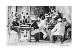 French Foreign Legion, Sidi Bel Abbes, Algeria, 20th Century Giclee Print