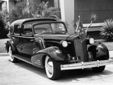 1937 Cadillac V12 Car Built for President Quezon of the Philippines, (C1937) Reproduction photographique