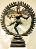 Hindu God Shiva, 16th Century Reprodukcja zdjęcia