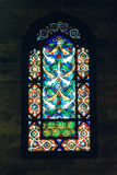Stained Glass Window, Suleymaniye Mosque, 1557 Photographic Print