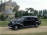 A 1936 Buick 37.8Hp Limousine Photographic Print