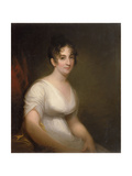 Sally Etting, 1808 Giclee Print by Thomas Sully