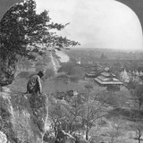 General View of Mandalay, Burma, Showing the Fort Wall, 1908 Photographic Print