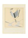 Proun 5 Giclee-trykk av El Lissitzky