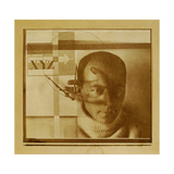 The Constructor Giclee Print by El Lissitzky