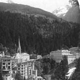 Schwarzenberg, Badgastein, Austria, C1900s Photographic Print by  Wurthle & Sons