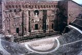 Roman Theatre at Orange, France Photographic Print
