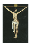 Christ on the Cross Giclee Print by Francisco de Zurbarán