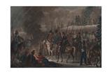 Russian Cossacks Giclee Print by Alexander Ivanovich Sauerweid
