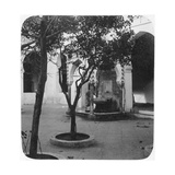 Mosque Fountain, Algiers, Algeria, Late 19th or Early 20th Century Giclee Print