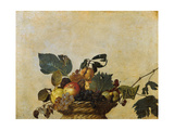 Basket of Fruit Giclee Print by  Caravaggio