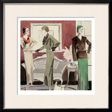 Vogue - March 1932 Posters by R.S. Grafstrom