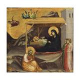 Nativity Giclee Print by Taddeo Gaddi