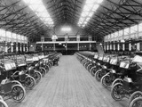 The Ford Factory, Manchester, C1911 Fotografie-Druck