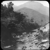 Near Petrópolis, Rio De Janeiro, Brazil, Late 19th or Early 20th Century Photographic Print