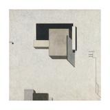 Proun 1 Giclee-trykk av El Lissitzky