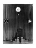 Anti-Masonic Exhibit, Brussels, 1941 Giclee Print
