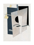 Proun 6 Giclee Print by El Lissitzky