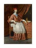 Cardinal De Richelieu Giclee Print by Philippe De Champaigne