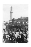 Exchange Square, Baghdad, Iraq, 1917-1919 Giclee Print